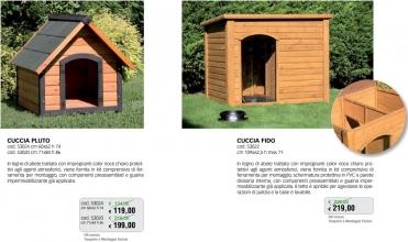 Promozione-arredo-giardino-Cucce per cani in legno