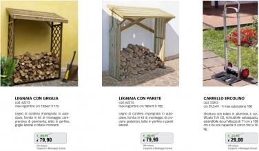 Promozione-arredo-giardino-Legnaie Carrello